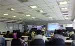 Industrial visit to Maples - ESM by IV Year CSE on 04 Jan 2013