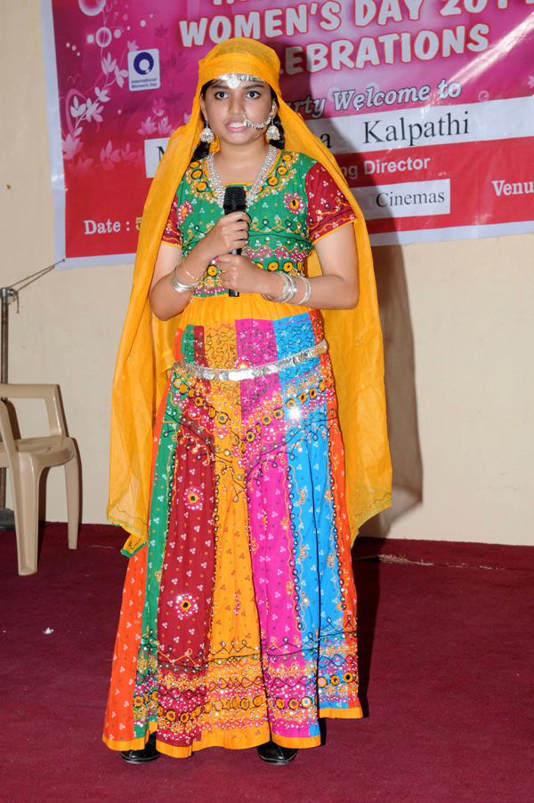 Womens Day Celebrations on 05 Mar 2014
