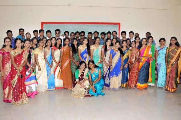 Dept of  CSE  Farewell - 2015