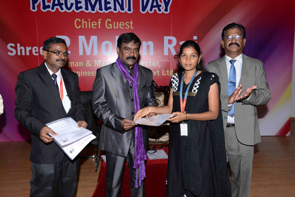 Placement Day, on 08 Apr 2015