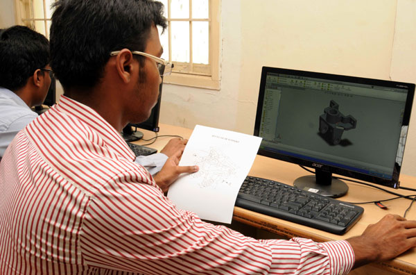 Workshop on 'Design and Simulation', on 30 July 2014
