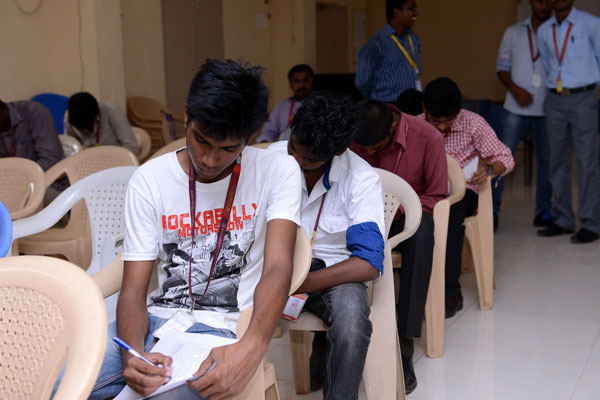 Freshers Fair, organised by Dept of Aeronautical, on 09 Jul 2015