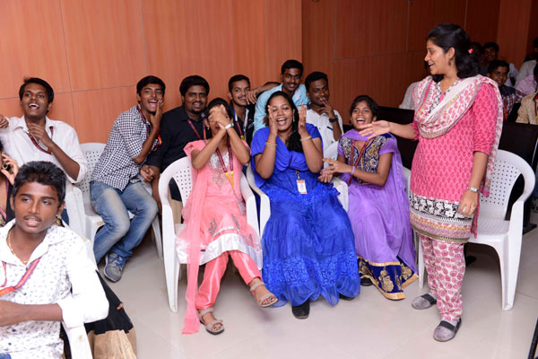 Freshers Fair, organised by Dept of EEE, on 13 Jul 2015