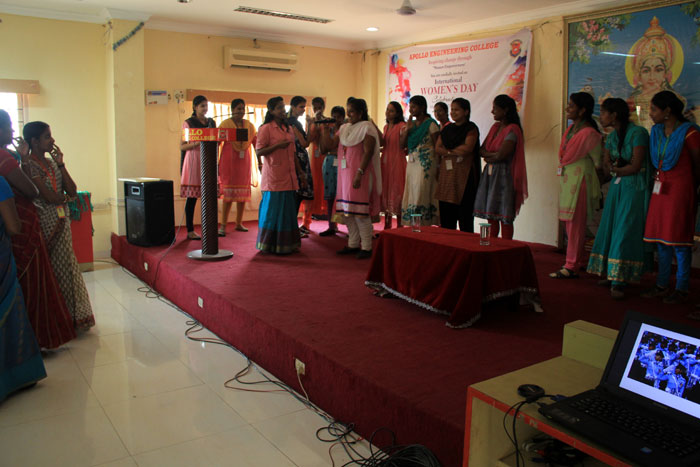 International Women's Day Celebrations, on 09 Mar 2017