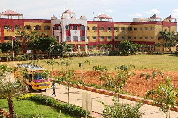 Apollo Engineering College | BE / B Tech - CSE, ECE, EEE, MECH, IT